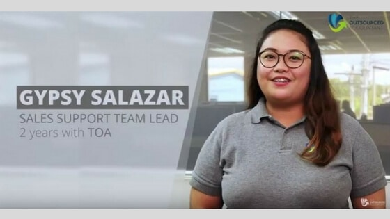 Offshoring_Gypsy Salazar Sales Support Team Lead