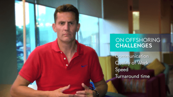 Offshoring challenges