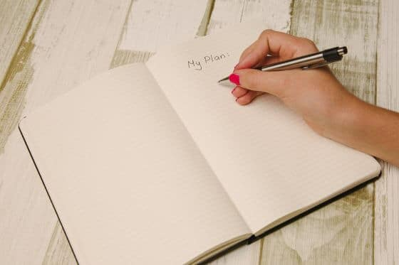 time management tips for accountants - to do list