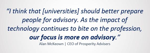 focus is advisory